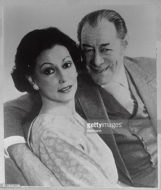 Rex Harrison and Mercia Tinker were married on December 17th with the ceremony being performed by Judge Theodore R Kupferman in the home of Igor and...