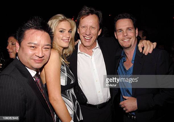 Rex Lee, Ashley Madison, James Woods and Kevin Dillon