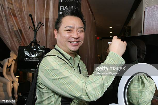 Rex Lee at The Bali Secret Room Suite held on January 10, 2008 in Brentwood, California.