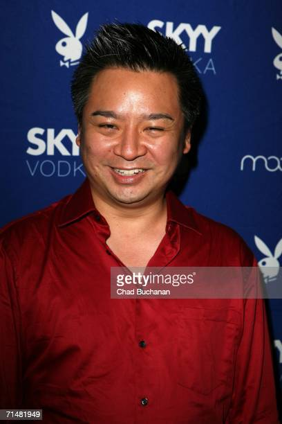 Rex Lee attends the Playboy and Skyy Vodka Party on July 18, 2006 in Los Angeles, California.