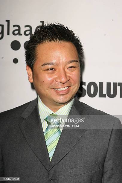 Rex Lee during 18th Annual GLAAD Media Awards - Arrivals at Kodak Theatre in Hollywood, California, United States.