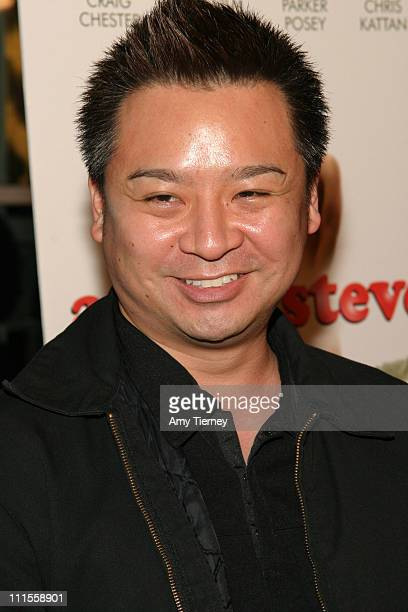 """Rex Lee during """"Adam and Steve"""" Los Angeles Premiere - Red Carpet in Los Angeles, California, United States."""