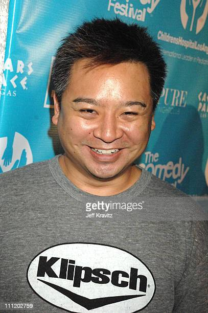 """Rex Lee during Comedy Cares Celebrity Poker Tournament at the HBO & AEG Live's """"The Comedy Festival"""" 2007 at Caesars Palace on November 16, 2007 in..."""