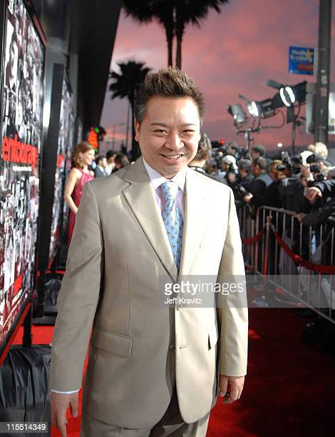 """Rex Lee during """"Entourage"""" Third Season Premiere in Los Angeles - Red Carpet at The Cinerama Dome in Los Angeles, California, United States."""