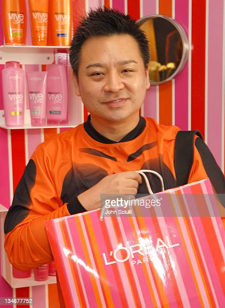 Rex Lee during HBO Luxury Lounge - L'Oreal Paris Beauty Suite - Day 2 at Four Seasons in Beverly Hills, California, United States.