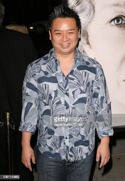 """Rex Lee during """"The Queen"""" Los Angeles Premiere - Arrivals at Academy of Motion Picture Arts and Sciences in Beverly Hills, California, United States."""
