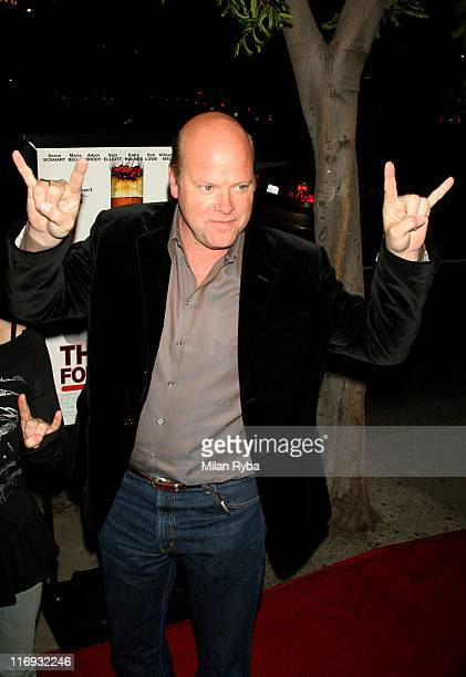 "Rex Linn during ""Thank You For Smoking"" Los Angeles Premiere - Arrivals at Directors Guild Of America in Los Angeles, California, United States."