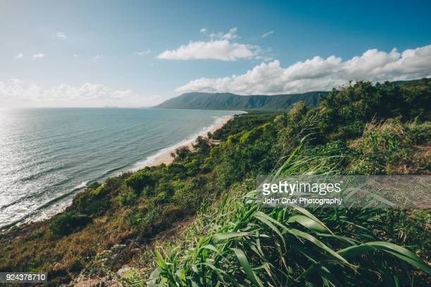 rex lookout cairns queensland - cairns stock pictures, royalty-free photos & images