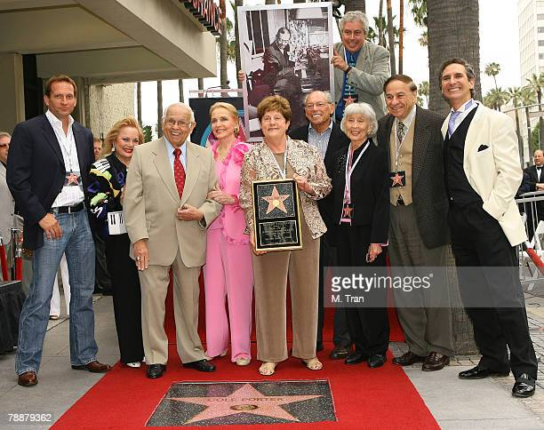 Rex Smith Carol Connors Anne Jeffreys Joey Cole Kubesh Irwin Winkler Betty Garrett Richard Sherman Mark Nadler and Johnny Grant Honorary Mayor of...