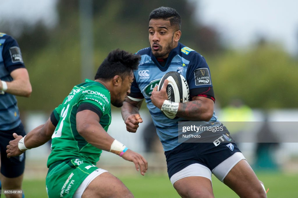 Connacht v Cardiff Blues - Guinness PRO14 Round 4