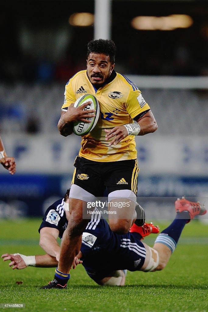 Super Rugby Rd 15 - Blues v Hurricanes
