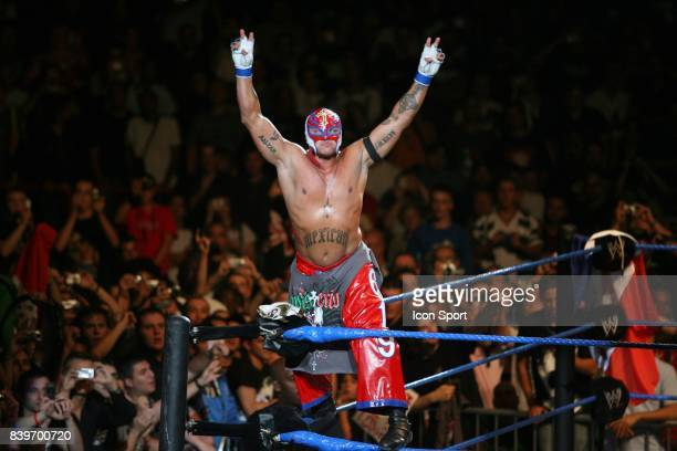 Rey MYSTERIO WWE Smackdown Live Tour 2007