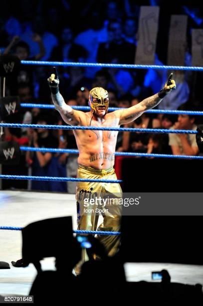 Rey Mysterio Wrestlemania Revenge Tour Halle Tony GarnierLyon