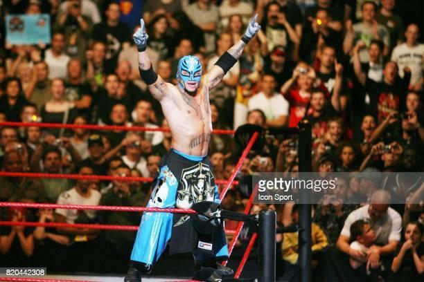 Rey MYSTERIO Rey MYSTERIO / KANE WWE Raw Tour Bercy