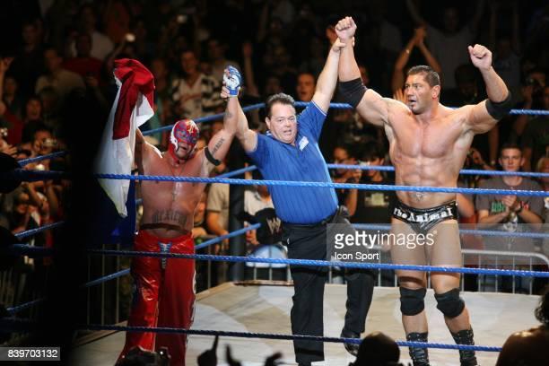 Rey MYSTERIO / Dave BATISTA WWE Smackdown Live Tour 2007
