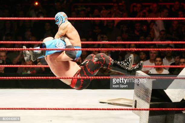 Rey MYSTERIO / KANE Rey MYSTERIO / KANE WWE Raw Tour Bercy