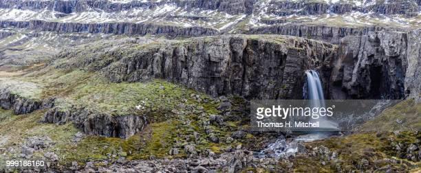 reyðarfjörður,iceland - brook mitchell bildbanksfoton och bilder