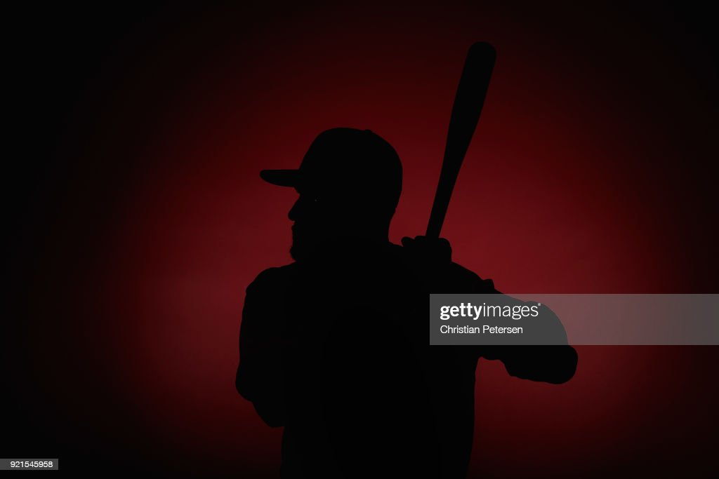 Reymond Fuentes #14 of the Arizona Diamondbacks poses for a portrait during photo day at Salt River Fields at Talking Stick on February 20, 2018 in Scottsdale, Arizona.