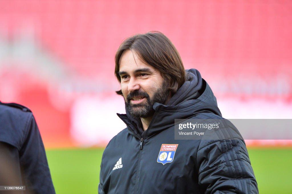 FRA: Dijon FCO v Olympique Lyonnais - Women Divison 1