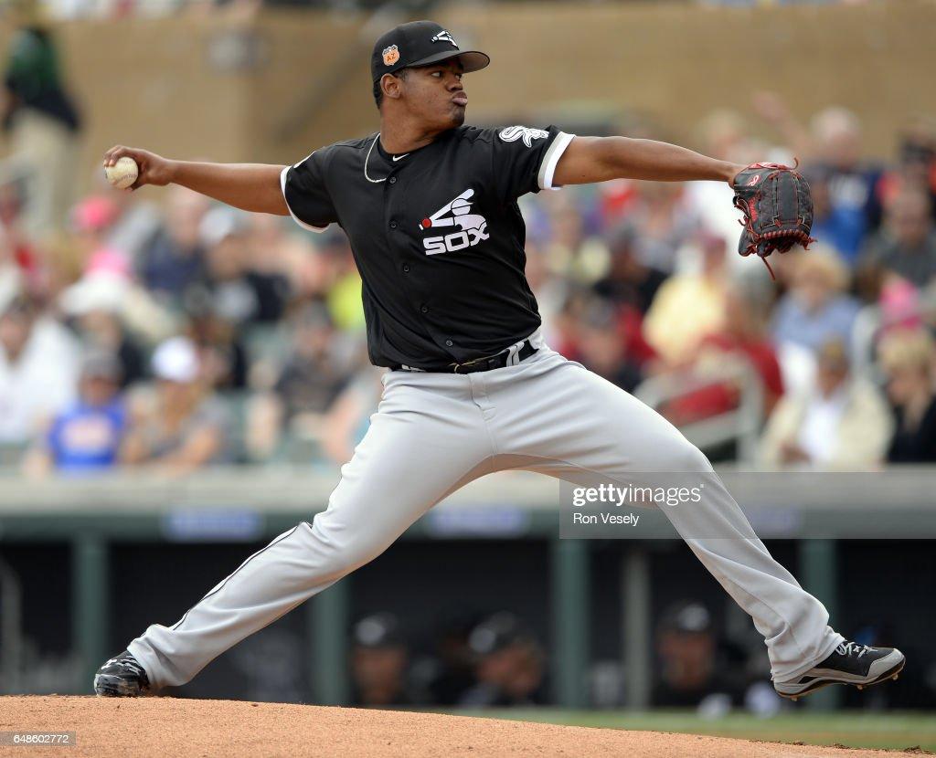 Chicago White Sox v Arizona Diamonbacks : News Photo