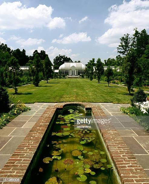 reynolda gardens - winston salem stock pictures, royalty-free photos & images
