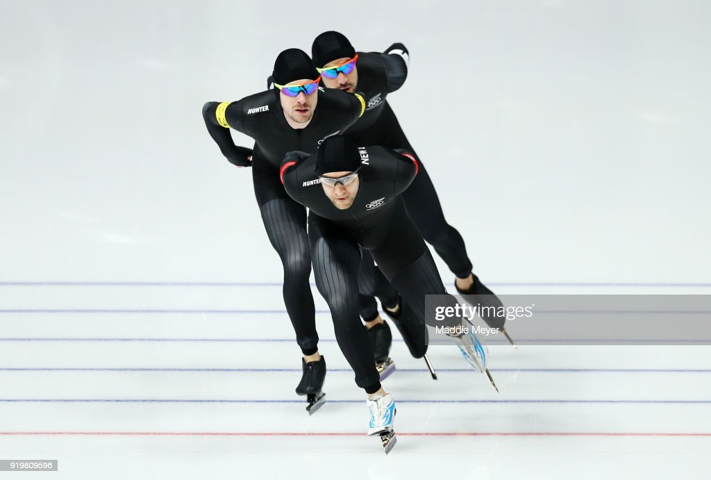 Speed Skating - Winter Olympics Day 9