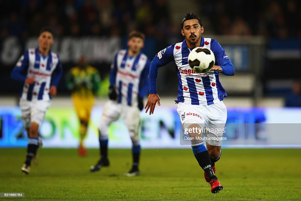 SC Heerenveen v ADO Den Haag - Eredivisie