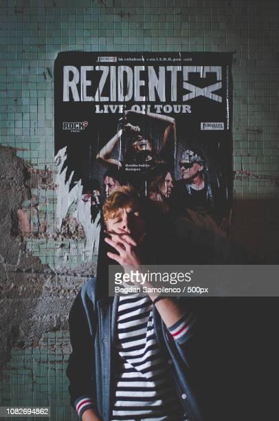 rezidentex - ex copine photos et images de collection