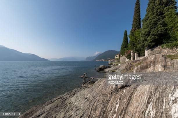 Rezzonico Como Lake Lombardy Italy Europe