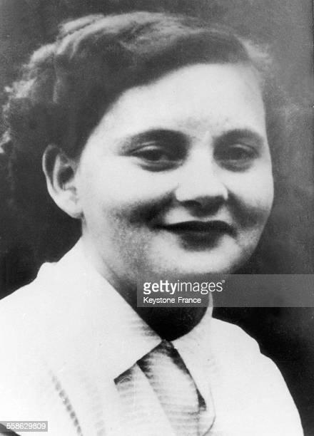 Régine Fays la victime de Guy Desnoyers avec son enfant à naître dans l'affaire du curé d'Uruffe en France en 1958
