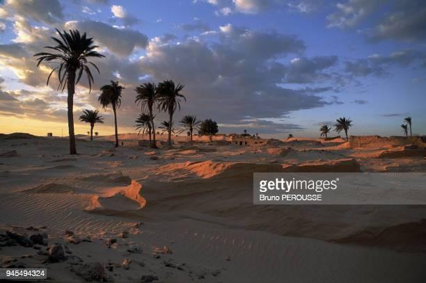 Rgion de Douz Tunisie