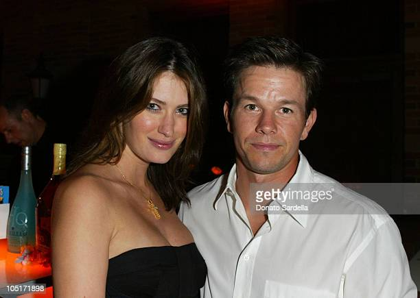 Rhea Durham And Mark Wahlberg during The Carl Wilson Foundation Presents an Evening With Brian Wilson and Friends at UCLA's Royce Hall in Los Angeles...