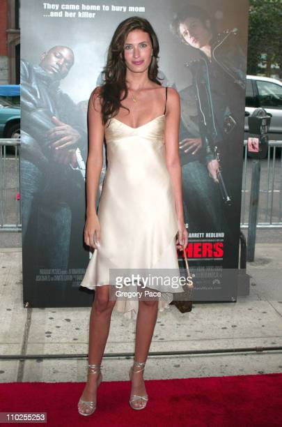 Rhea Durham during Four Brothers New York City Premiere Outside Arrivals at Clearview Chelsea West in New York City New York United States