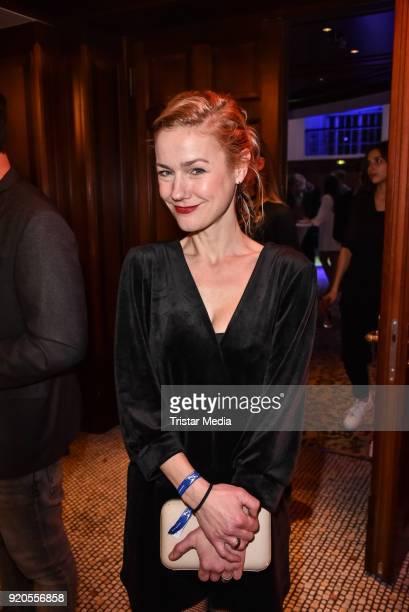 Rhea Harder attends Movie Meets Media 2018 on February 18 2018 in Berlin Germany