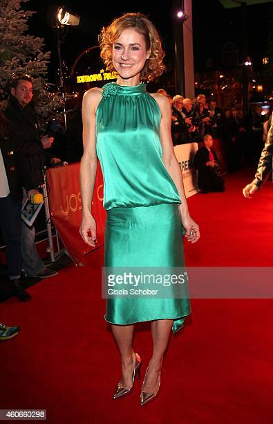 Rhea Harder during the 20th Annual Jose Carreras Gala on December 18 2014 in Rust Germany