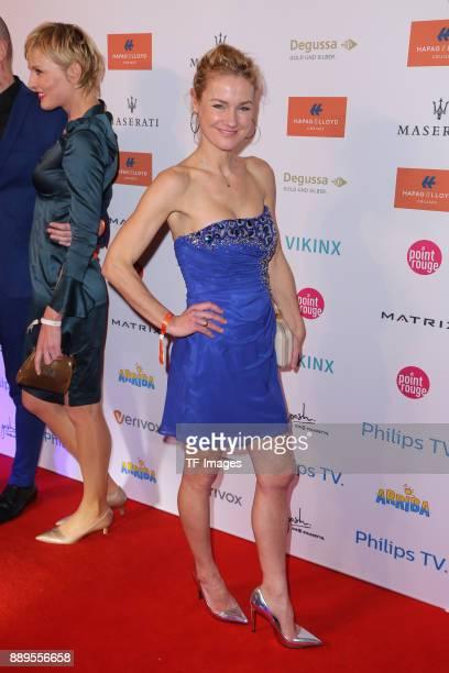 Rhea HarderVennewald attends the Movie Meets Media event 2017 at Hotel Atlantic Kempinski on November 27 2017 in Hamburg Germany