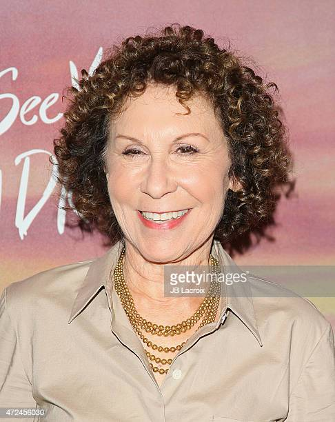 Rhea Perlman attends the 'I'll See You In My Dreams' Los Angeles premiere on May 7 2015 in West Hollywood California