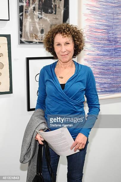 Rhea Perlman attends The Rema Hort Mann Foundation LA Artist Initiative Benefit Auction on November 21 2013 in Los Angeles California