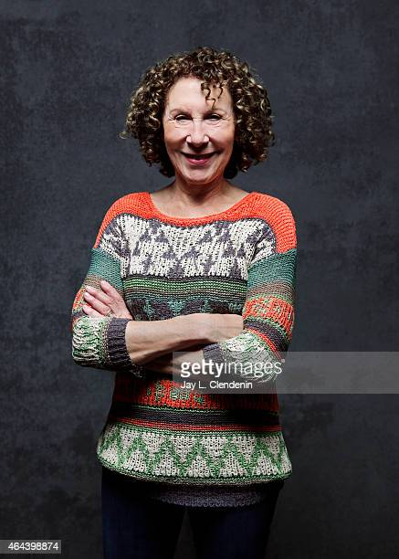 Rhea Perlman is photographed for Los Angeles Times at the 2015 Sundance Film Festival on January 24 2015 in Park City Utah PUBLISHED IMAGE CREDIT...