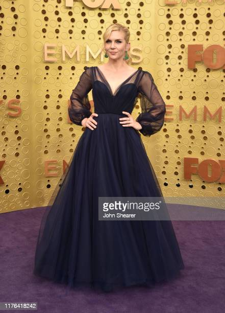 Rhea Seehorn attends the 71st Emmy Awards at Microsoft Theater on September 22 2019 in Los Angeles California