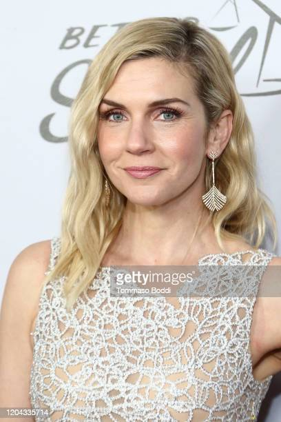 Rhea Seehorn attends the premiere of AMC's Better Call Saul Season 5 at ArcLight Cinemas on February 05 2020 in Hollywood California