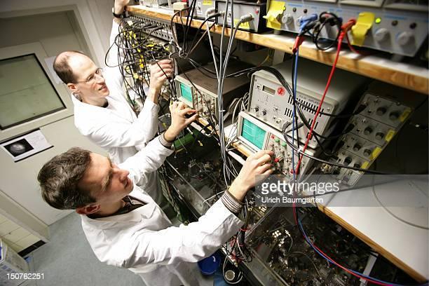 Rheinische Friedrisch-Wilhelm-Universitaet Bonn - Institut fuer Angewandte Physik, Physiker sortieren Atome mit einer Laserpinzette, Auf dem Weg zu...