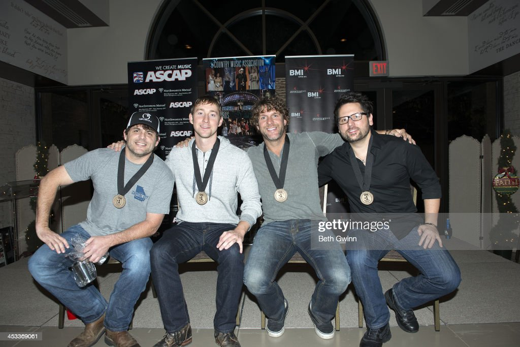 """ASCAP/BMI #1 party For """"Hey Girl"""""""