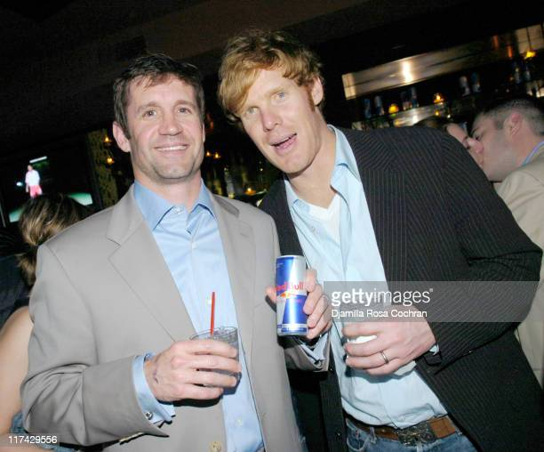Rhett Harty and Alexi Lalas New York Red Bull President/General Manager and Judy Canetti