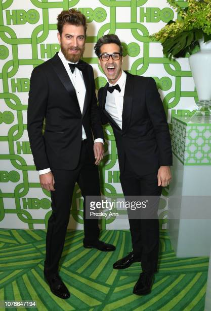 Rhett Link attend HBO's Official Golden Globe Awards After Party at Circa 55 Restaurant on January 6 2019 in Los Angeles California