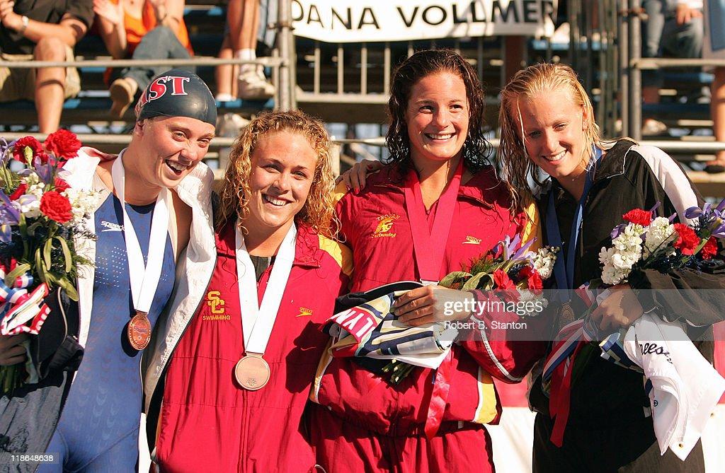 U.S. Swimming Team Olympic Trials - July 10, 2004 : News Photo
