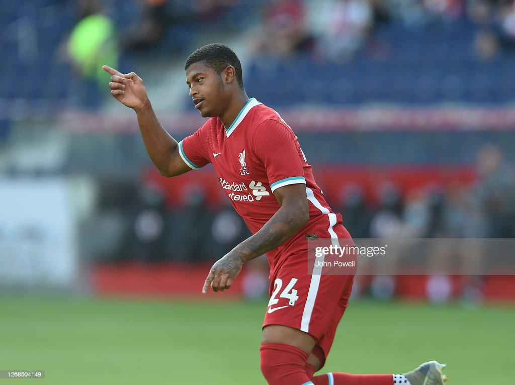 Liverpool v Salzburg - Pre-Season Friendly : Nachrichtenfoto