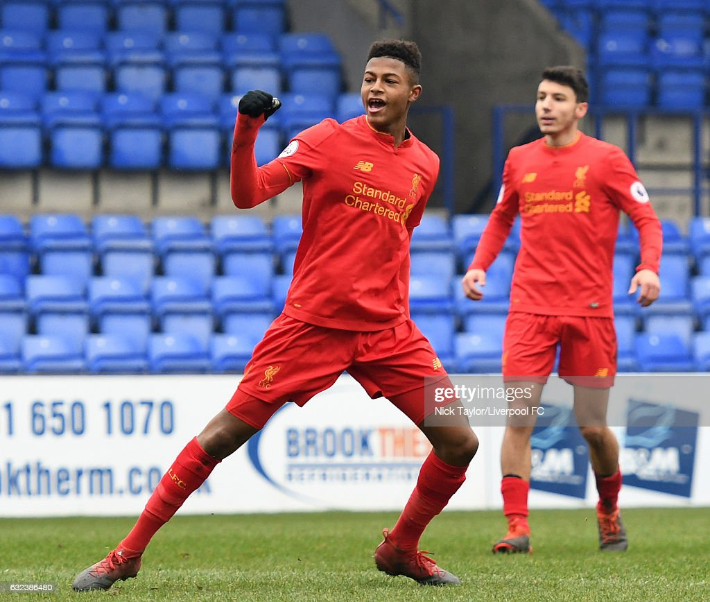 Liverpool v Ipswich Town: Premier League Cup : News Photo