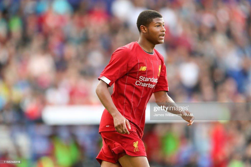 Tranmere Rovers v Liverpool - Pre-Season Friendly : News Photo