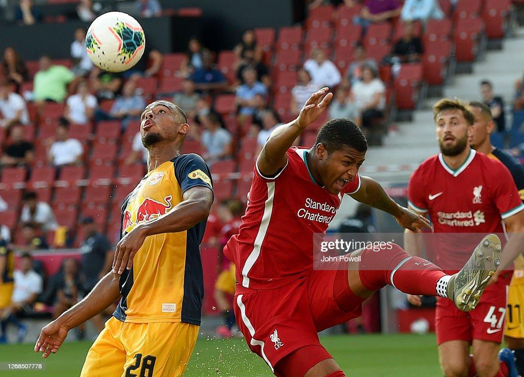 Liverpool v Salzburg - Pre-Season Friendly : News Photo